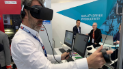 Hexagon Merges Virtual and Real Manufacturing at EMO 2019