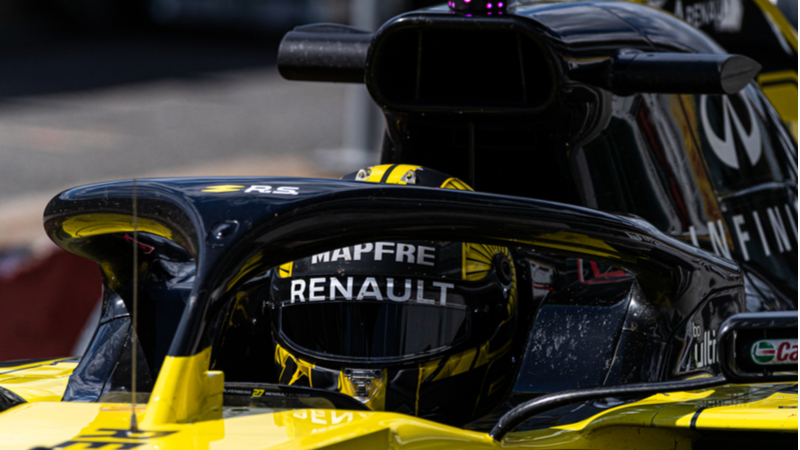 Volume Graphics Partner with Renault F1 Team – Metrology and