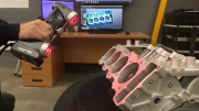 Motor Sport Innovations Aided By 3D Scanner