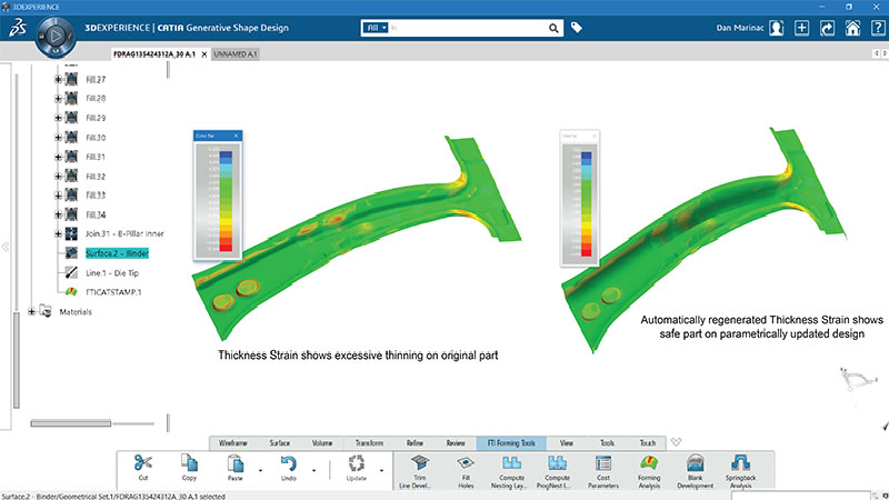 FTI Release CATSTAMP CAA V5-Based and CATSTAMP for CATIA V6 ...