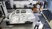 Robotic Laser Measurement Improves and Accelerates Automotive Quality Inspection