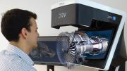 World's First UHD Digital Stereoscopic 3D-View Microscope