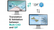 Translation and Validation Between CAD and QIF
