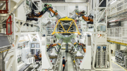 Laser Measurements Aid Airbus A320 Structural Assembly Automation