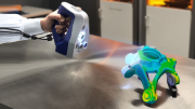 3D Scanning and Point Cloud Creation Improves Additively Manufactured Part Process