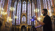 Laser Scanning Provides Digital 3D Cathedral Surveys