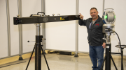 Laser Tracker Calibrations Measure Record Numbers