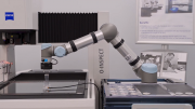 Smart Robot Gripper Automates CMM Inspection