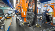 BMW Automated Robot Process Ensures Perfect Quality