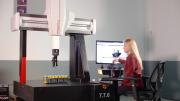 Multi-Sensor CMM Provides Total Metrology Performance