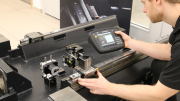 Alignment Laser Improves Machine Tool Parallelism Accuracy