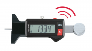 Universal Depth Gage With Interchangeable Anvils Offers More Application Capabilities