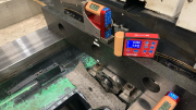 Digital Inclinometer System Aids Machine Tool Relocation