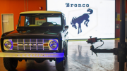 Digital Legacy Scanning Aids New Bronco Design Development