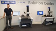 Accretech Opens UK Metrology Solutions Center