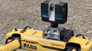 FARO Launches Trek – Automated 3D Laser Scanning Integration with Spot Mobile Robot