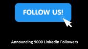 Metrology News Welcomes 9000th Linkedin Follower