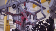 Fully Automated Measurement of Complex Tubular Space Frames