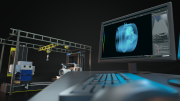 Industry's Fastest High Energy CT Scanner for Large Components