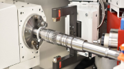 Studer Machine Measures Grinding Process Using Laser