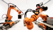 Robot CT Investigates Large Assembly Defects