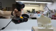 Affordable Professional Grade Hand-Held 3D Scanners Introduced