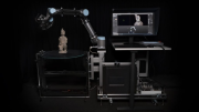 Automated Robotic Arm Scans Cultural Objects in 3D