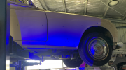 Optical 3D Scanning Creates Silver Lining of Classic Rolls Royce Cloud