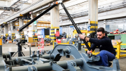 Portable Measurement Arm Inspects Large Volume