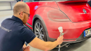 Disappearing 3D Scanning Spray now Available for Spray Systems
