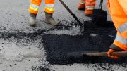 3D Road Surface Inspection Scanner Automatically Detects Potholes and Cracks