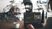 Indoor Remote Radiation Sensing and Mapping