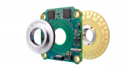 Robot Dual Encoder Provides Both Motor Feedback and Position Measurement