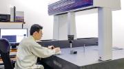 Scanning CMM Eliminates Component Deformation