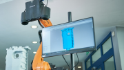 Automated Measurements Using SMARTTECH3D 3D Scanner and KUKA Robot