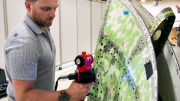 Metrology Grade 3D Scanner Provides Freedom-to-Measure