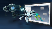 Updated PolyWorks Interface Released for Hexagon Structured Light Scanners